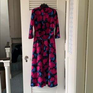 🌷Banana Republic 🌷beautiful spring Maxi Dress.